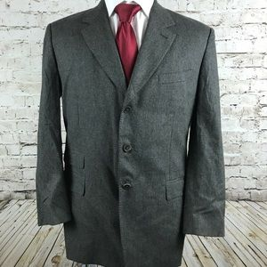 Paul Smith London Three Button Sport Coat Size 40R